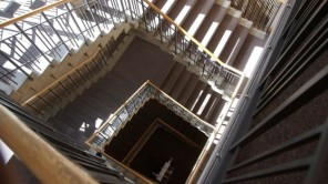 SPU Library Stair