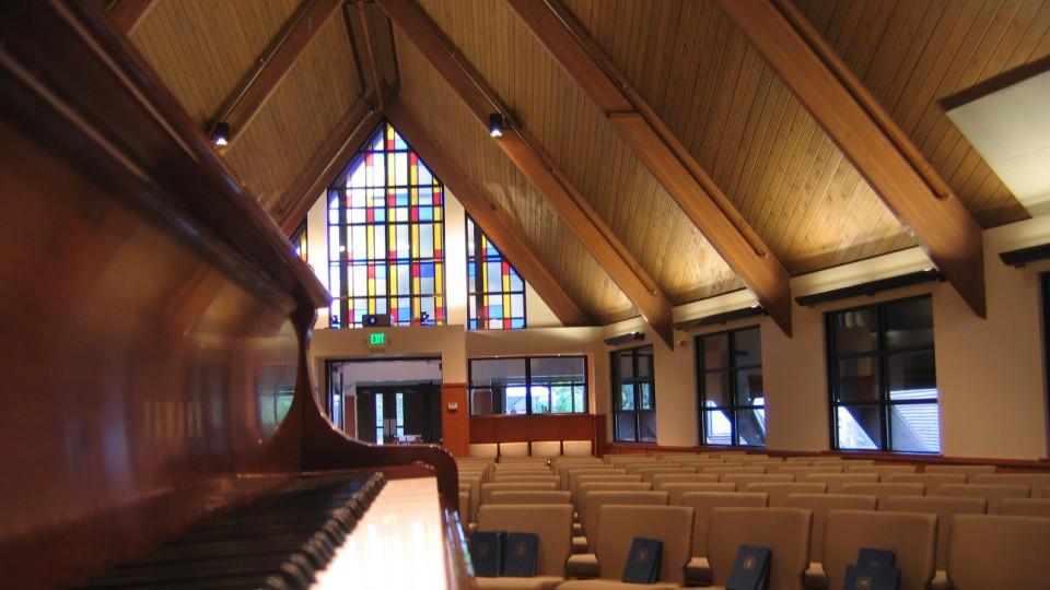 Newport Presbyterian Bph Architects