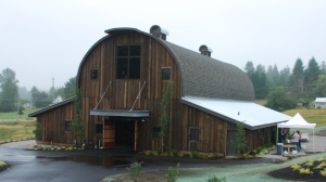 NCC Finished Barn Exterior